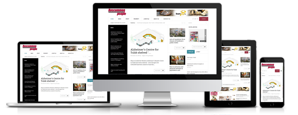 Responsive Joomla Newspaper website